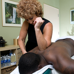 Deep Tissue Massage abuja lagos