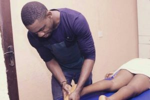 Focus Smart male massage therapist in ibadan and abeokuta