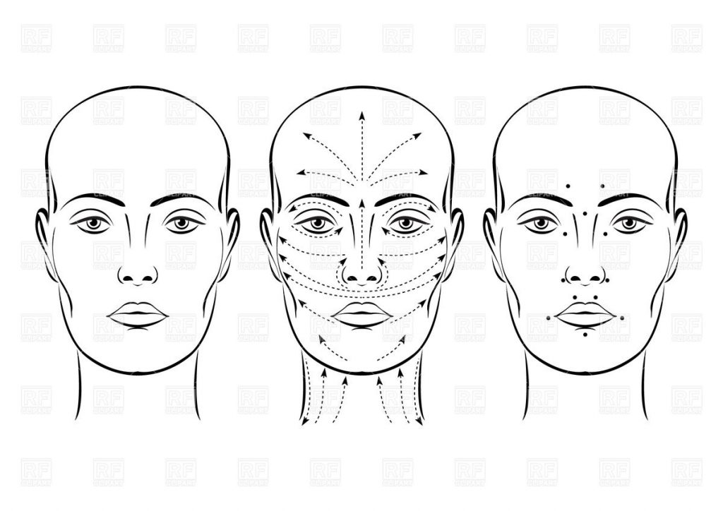How To Massage The Face