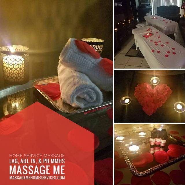 home service massage therapist in fct abuja nigeria