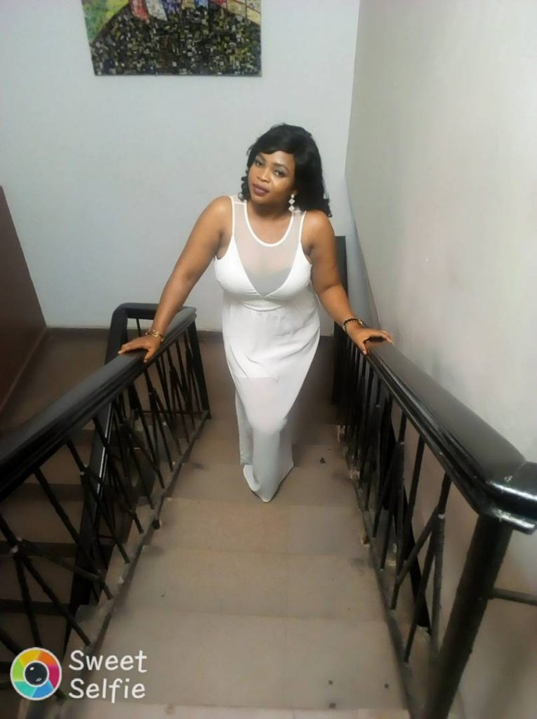 Focus Blessing Female Massage Therapist for home service mobile massage in Abuja