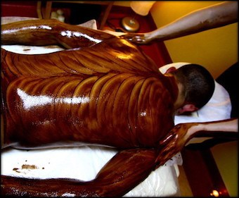 chocolate massage in lagos abuja home service