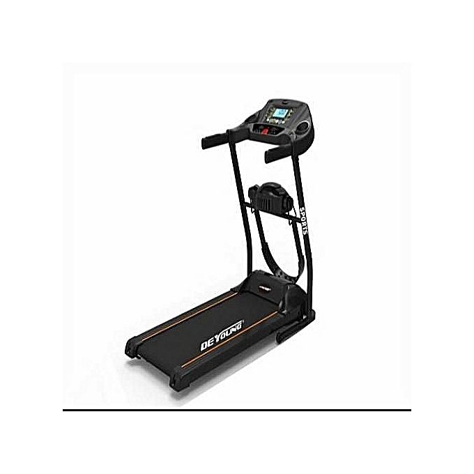 German Machine 2HP Treadmill With Massager