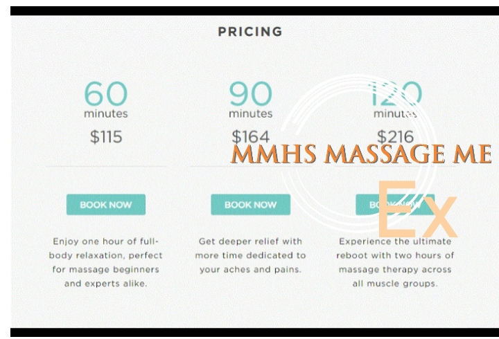 in Ikoyi VI Lekki Lagos we introduce MMHS MASSAGE ME EX is for High Profile Mobile Massage Therapist, Graduate Massage Therapist, Professionals in other fields but massage from the heart,