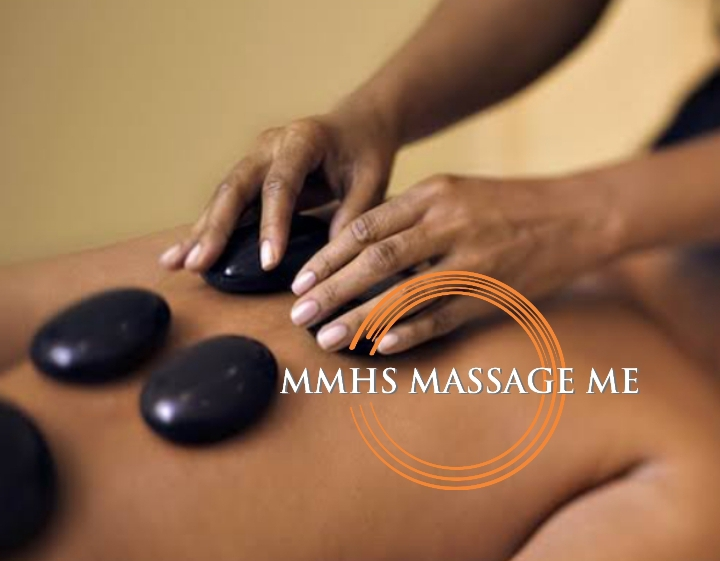 Learn Hot stone massage lekki training private training at the office in Ikota Lagos