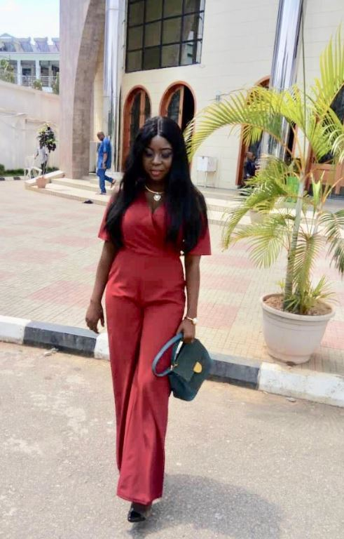 Abuja finest female massage therapist is Crown ok did i not say so about Mary