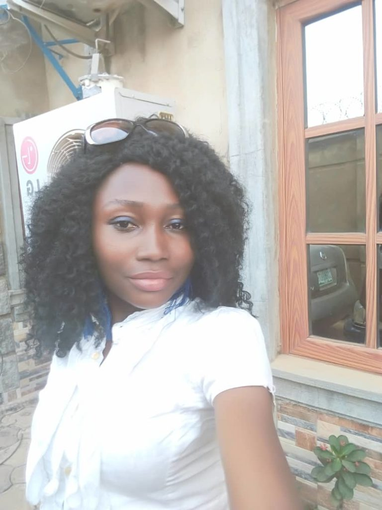 Could Bimpe be Ibadan's finest mobile massage therapist, yea probably She is beautiful person