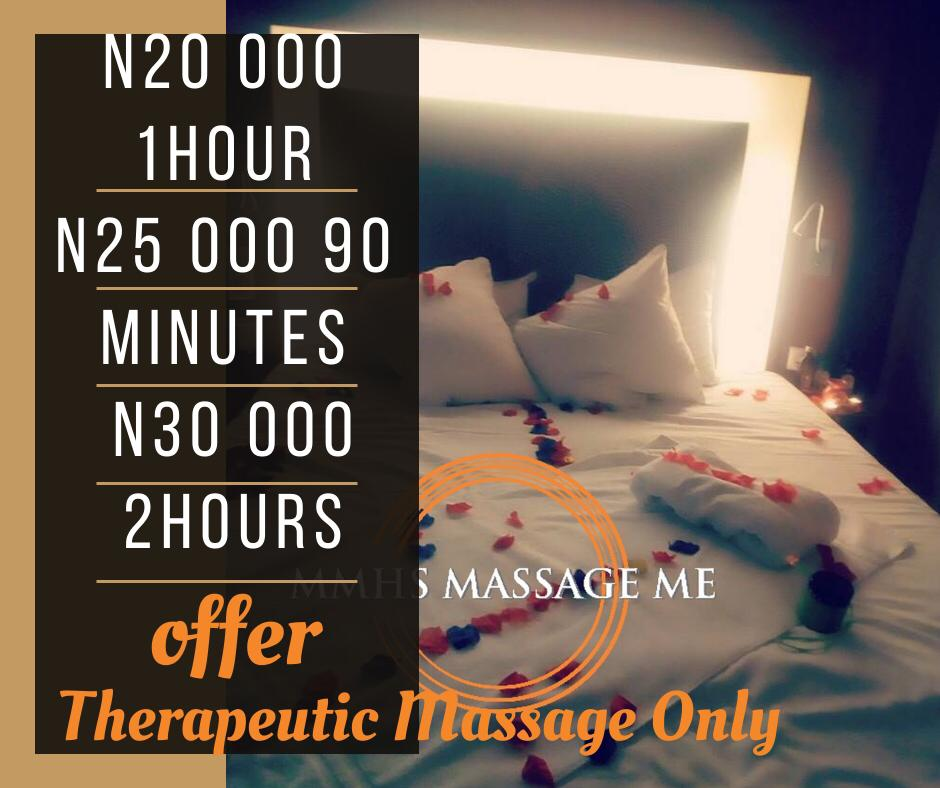 abuja guru massage Therapeutic MMHS Home service Massage Lagos Abuja Porharcourt & Ibadan